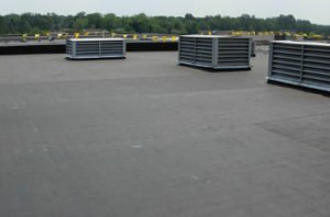 Commercial Rubber Roofing