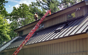 Residential Metal Roofing Contractor
